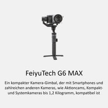 Laden Sie das Bild in den Galerie-Viewer, Feiyu Tech G6 MAX - urbanbird