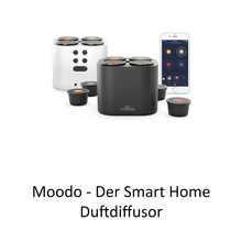 Laden Sie das Bild in den Galerie-Viewer, Moodo - Der Smart Home Duftdiffusor