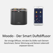 Laden Sie das Bild in den Galerie-Viewer, Moodo - Der Smart Home Duftdiffusor - urbanbird