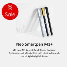 Laden Sie das Bild in den Galerie-Viewer, NeoLAB Smartpen M1 +