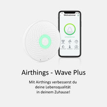 Laden Sie das Bild in den Galerie-Viewer, Airthings - Wave Plus