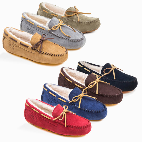 100% MERINO WOOL HAND PAINTED SCARF ALMOND