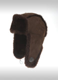 BUTTON AVIATOR HAT