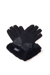 SHEEPSKIN RIBBON GLOVE