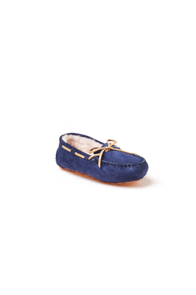 UGG KIDS LACE MOCCASIN
