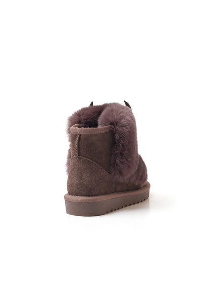 KIDS ZIP FOX BOOTS