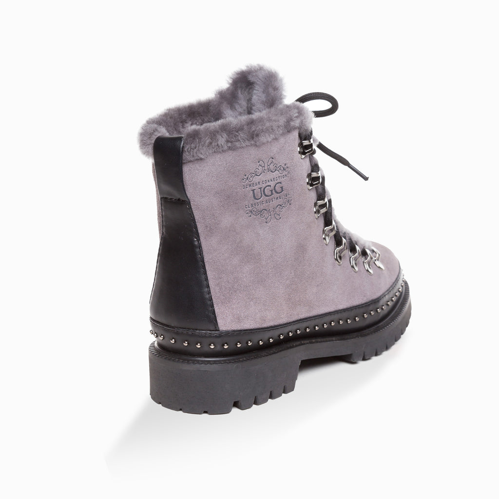 7409478d9d5 UGG EILEEN LACE-UP BOOTS – Ozwear UGG