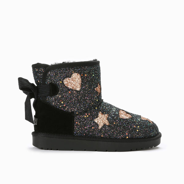 UGG VALERIE BAILEY BOW BOOTS