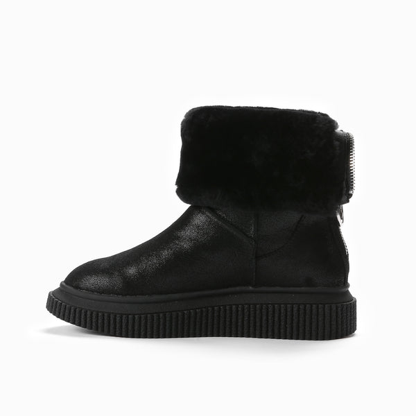 UGG HAILEY ZIP SNEAKERS