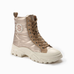 UGG NEVAEH HIGH TOP SNEAKERS