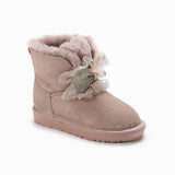 UGG KIDS BROOKE BLING BOW BOOTS