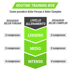 Routine Xeler Training