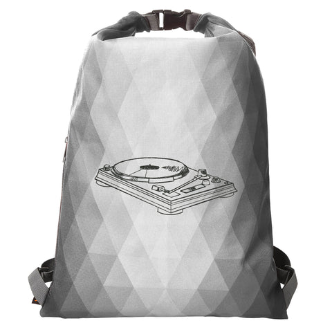 "Rucksack Diamant ""Turntable"""