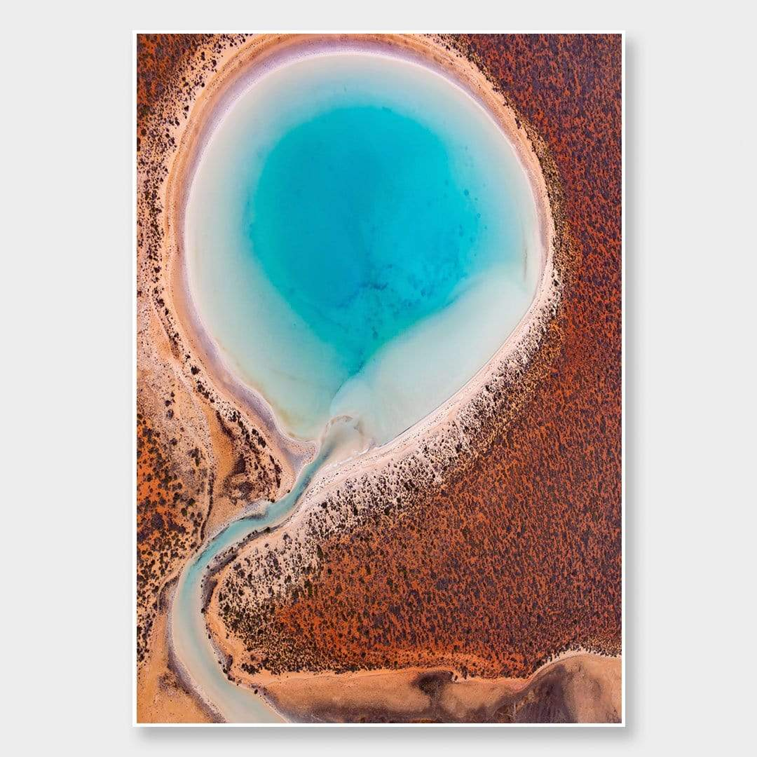 Big Lagoon Photographic Print by Emma Willetts