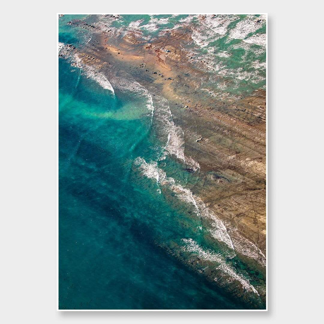 Clifford Bay Break Photographic Print by Emma Willetts