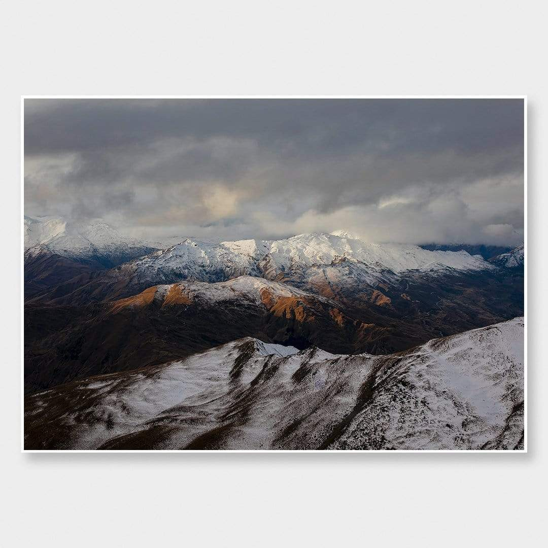 Coronet Peak Photographic Print by Emma Willetts