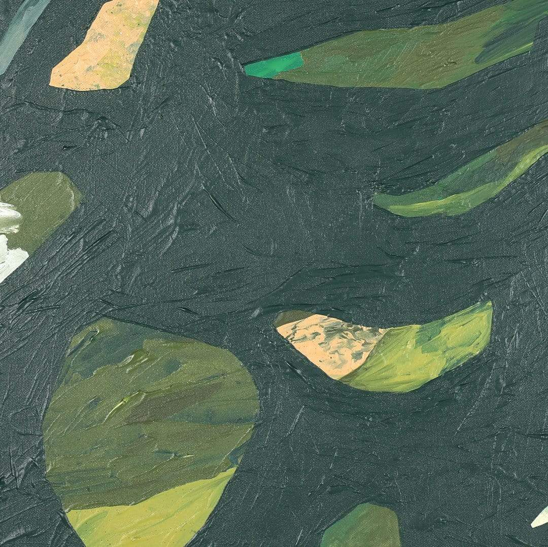 Fig. 26 Pounamu Original Painting by Alice Berry