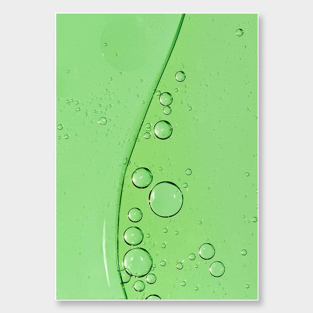 Green Fizz Photographic Print by Maegan McDowell