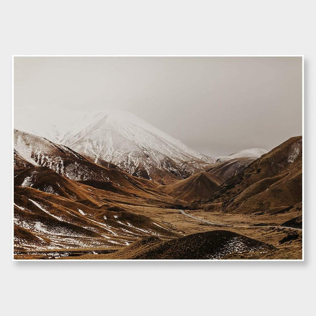 Lindis Pass Photographic Print by Emma Willetts