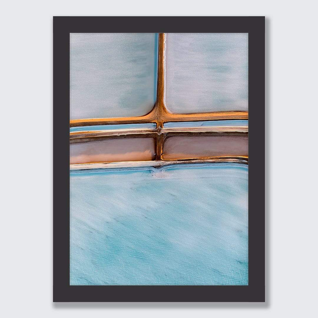 Loop Symmetry Photographic Print by Emma Willetts