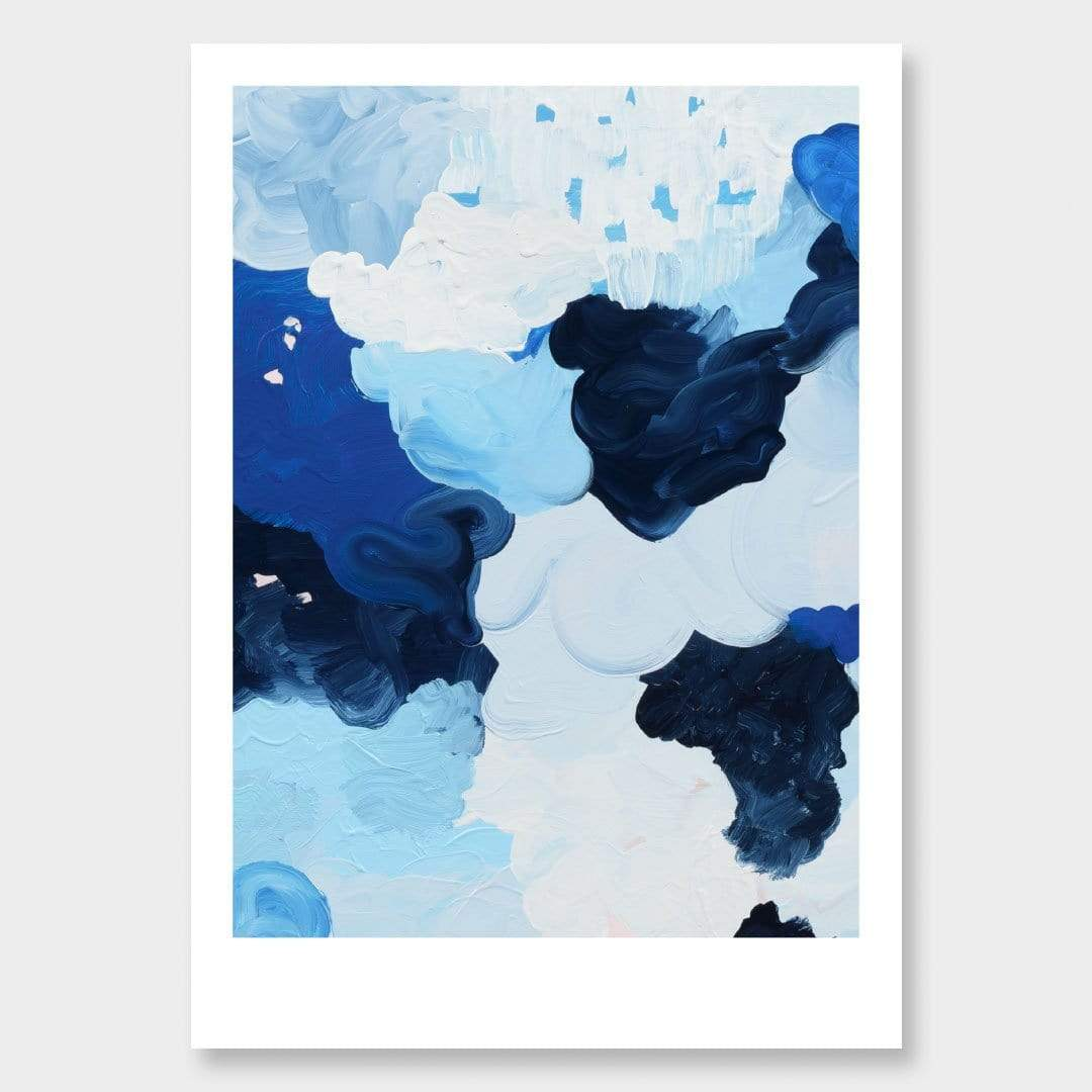 Antarctic Art Print by Alice Berry