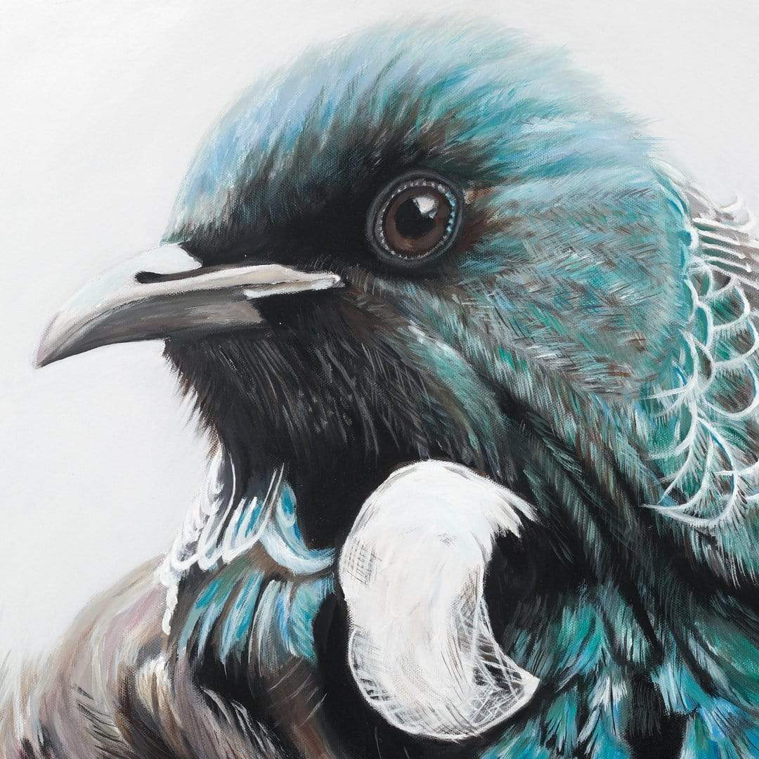 Aubrey Tui Art Print by Margaret Petchell