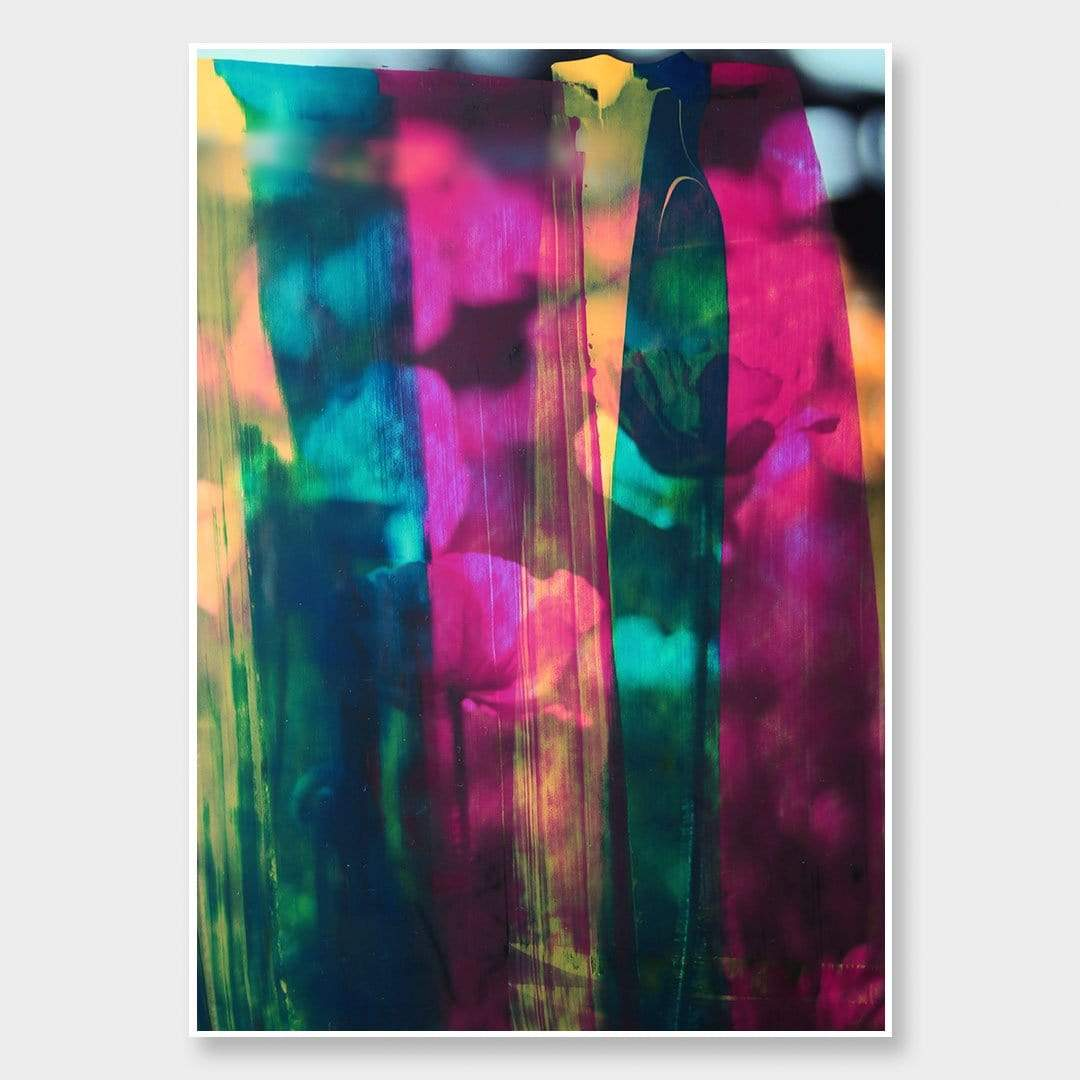 Blurred Lines Photographic Print by Lydia Rose