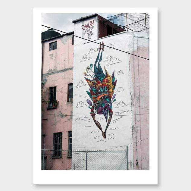 Ciudad de Mexico Photographic Print by Cinzah Seekayem