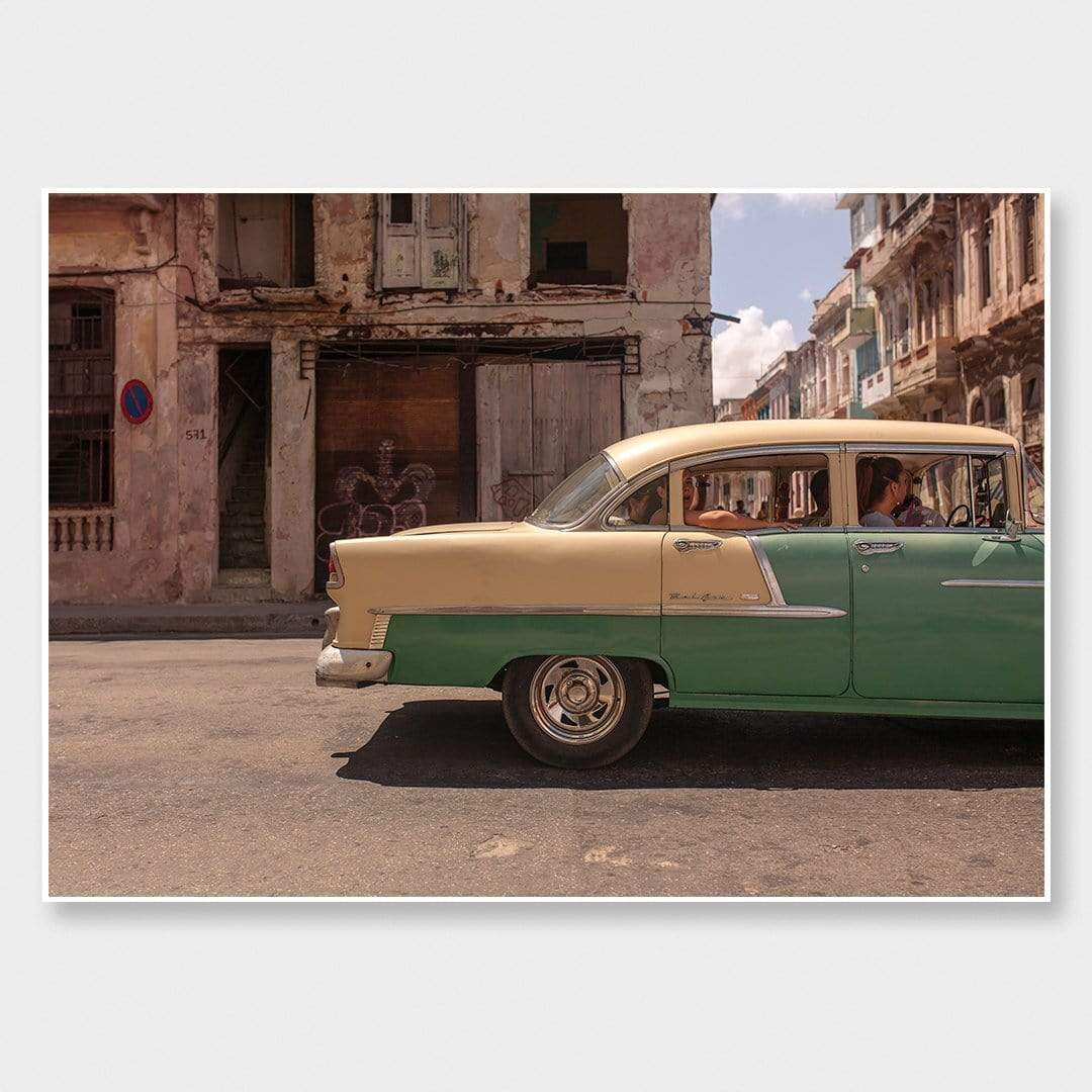 Havana #11 Bel Air Photographic Print by The Virtue
