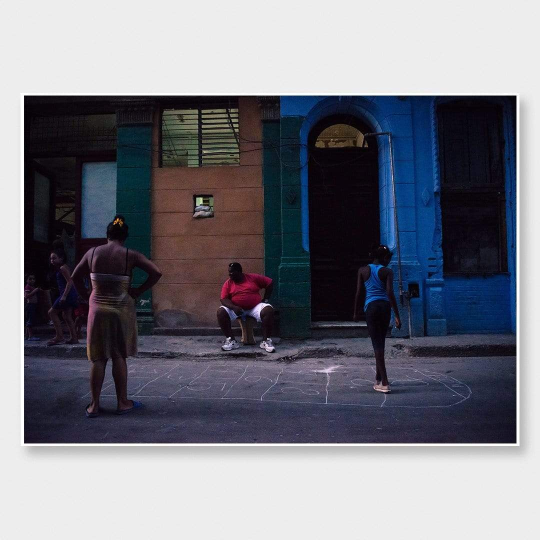 Havana Nights #6 Photographic Print by The Virtue