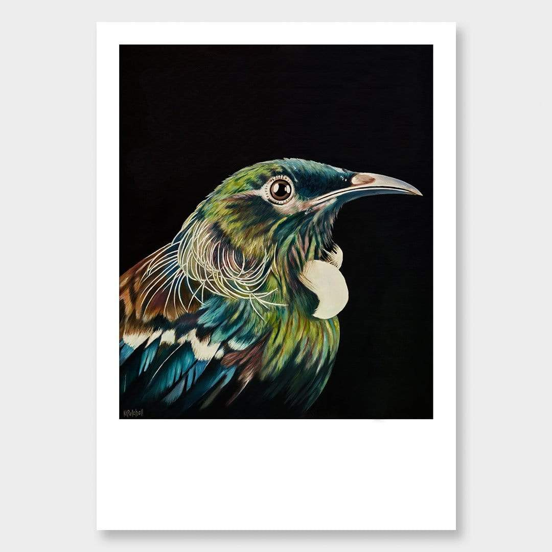 Horton Tui Art Print by Margaret Petchell