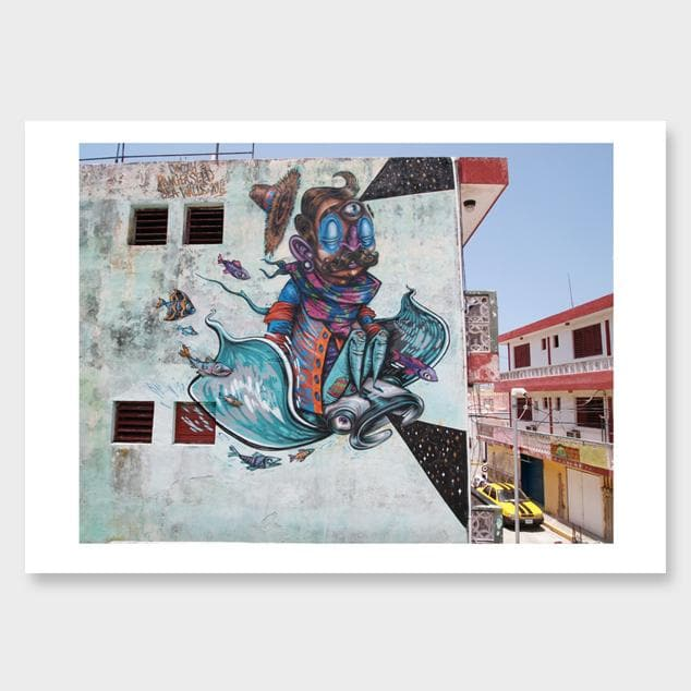 Isla Mujeres Photographic Print by Cinzah Seekayem