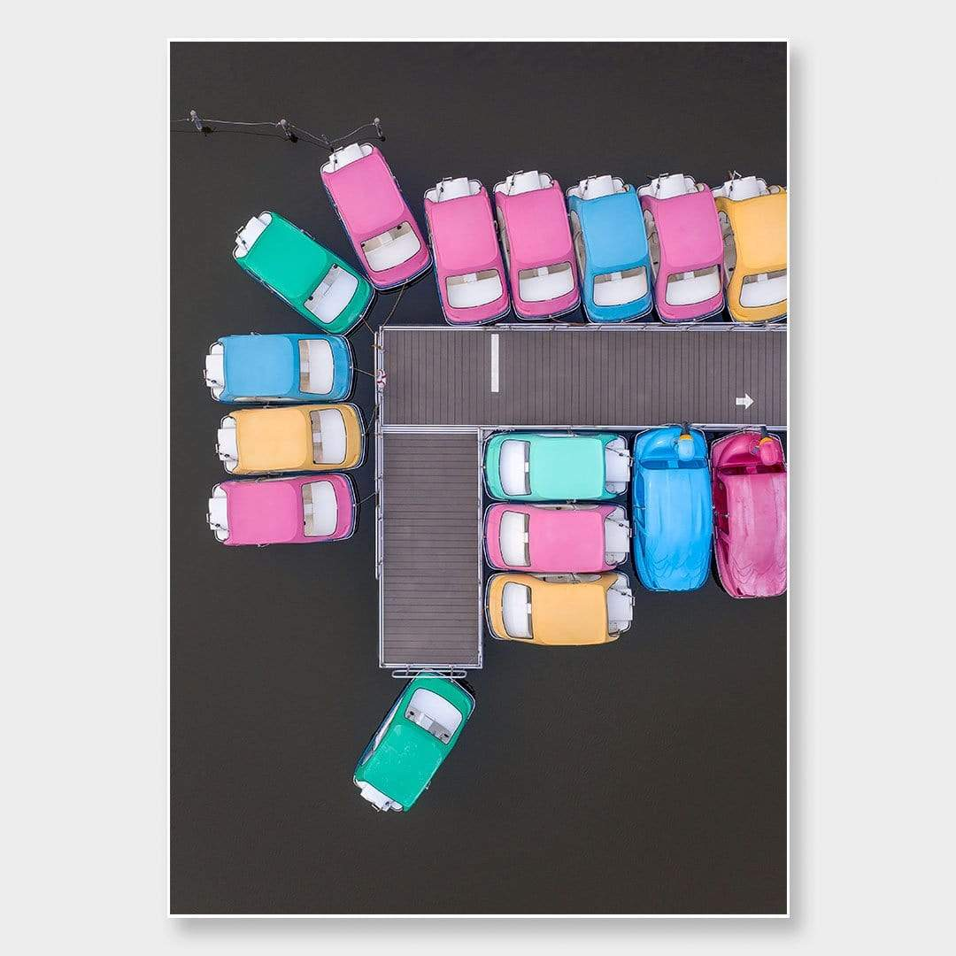 Japanese Candy Photographic Print by Petra Leary