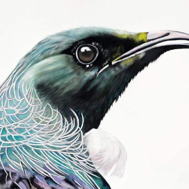 Jefri Tui Art Print by Margaret Petchell