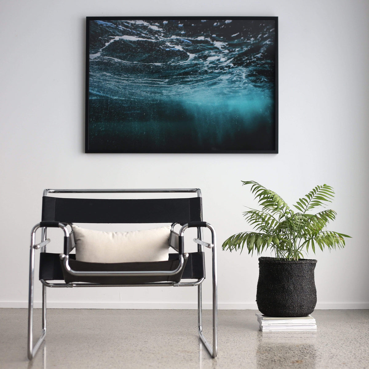 Depths Photographic Art Print by Jenna Smith