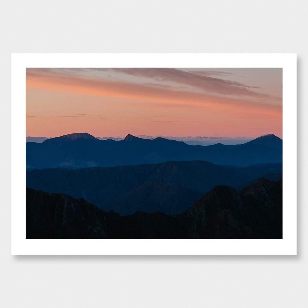 Kahurangi I - Kahurangi National Park Photographic Print by Mike Mackinven
