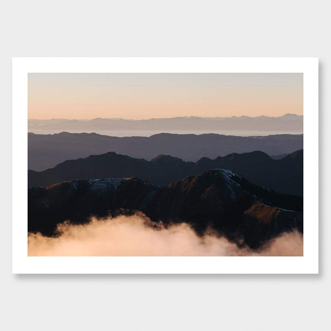 Kahurangi II - Kahurangi National Park Photographic Print by Mike Mackinven