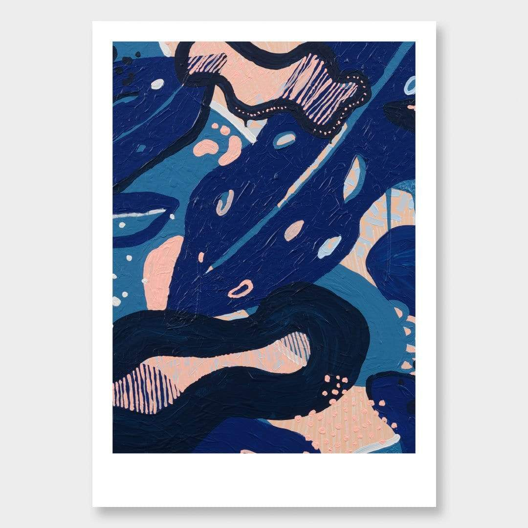 Laolao Art Print by Alice Berry