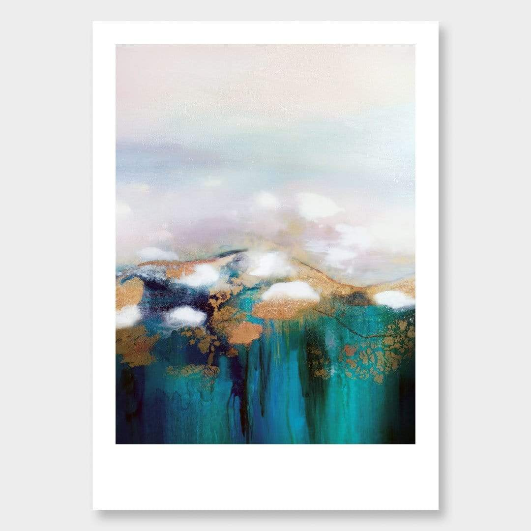 Muse Art Print by Lucy Davidson