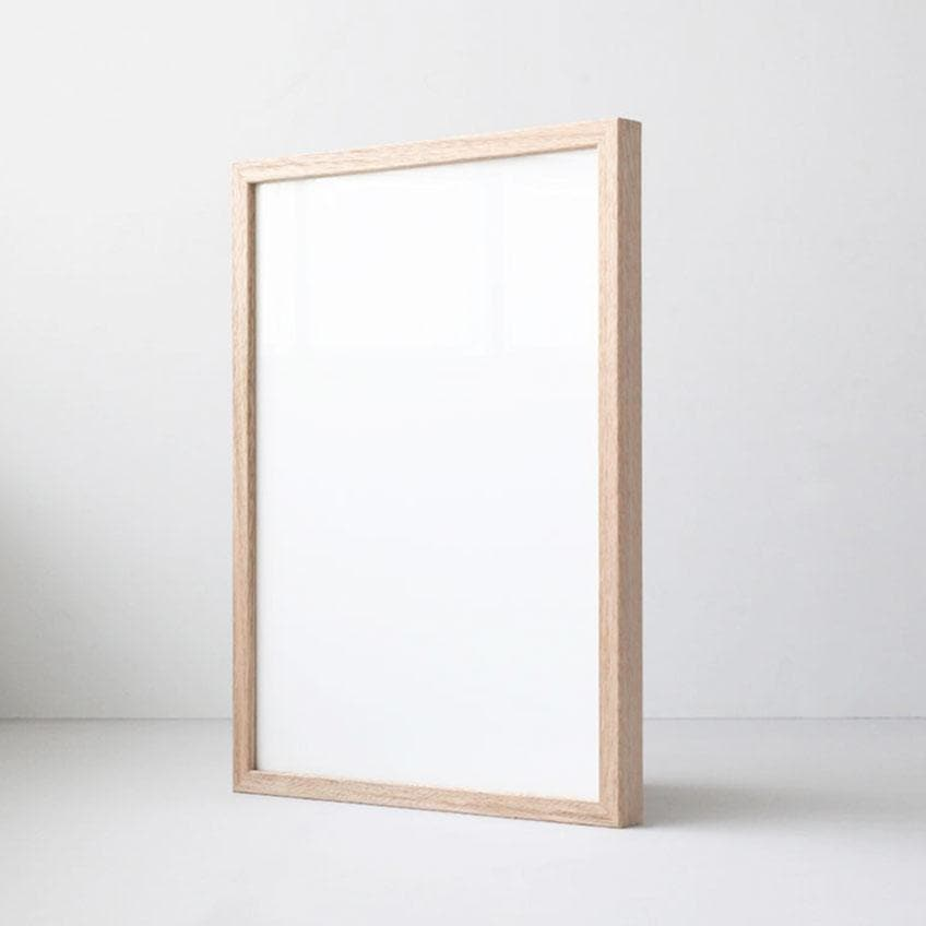 Box Frame - Raw