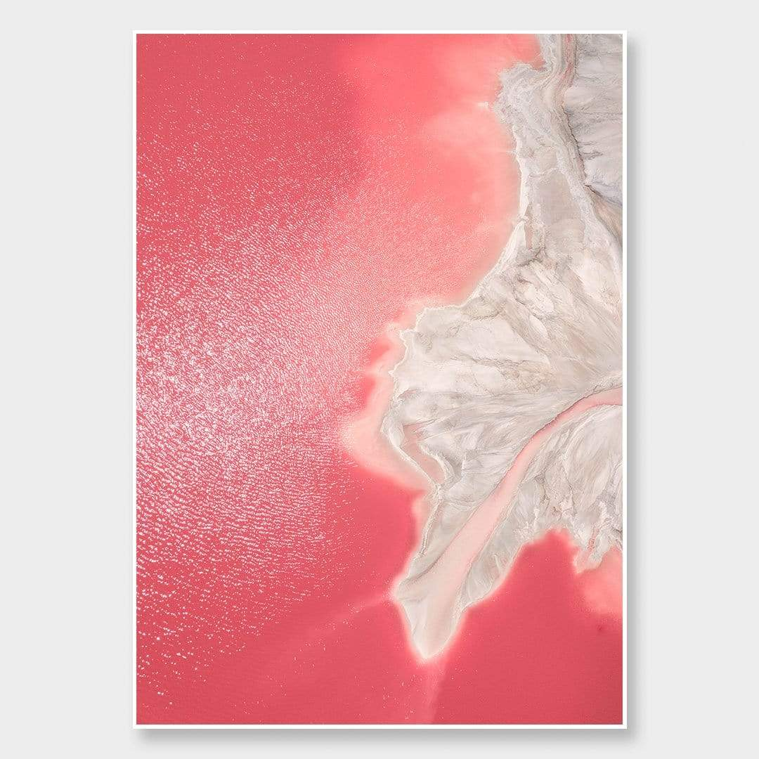 Salty Photographic Print by Petra Leary