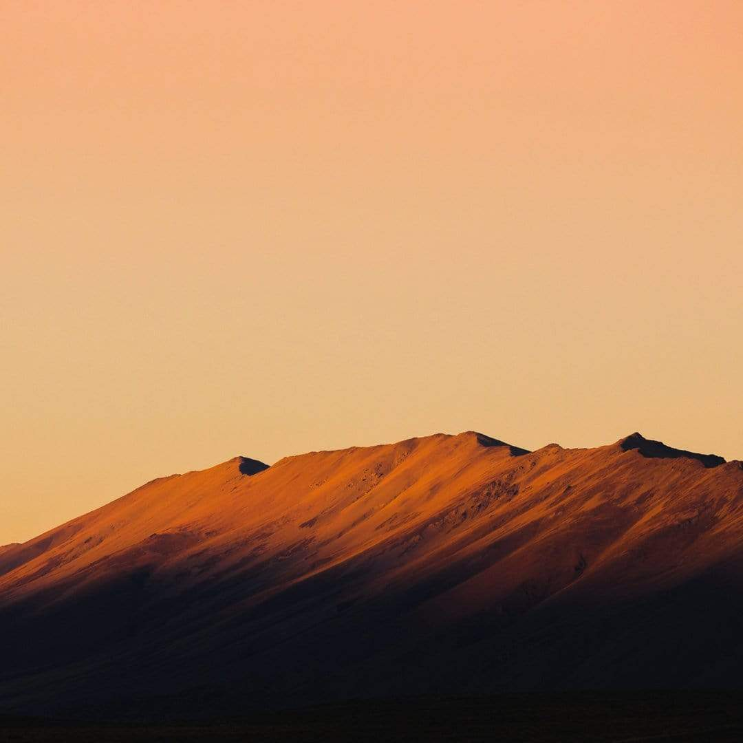 Sunkissed - Tekapo Photographic Print by Mike Mackinven
