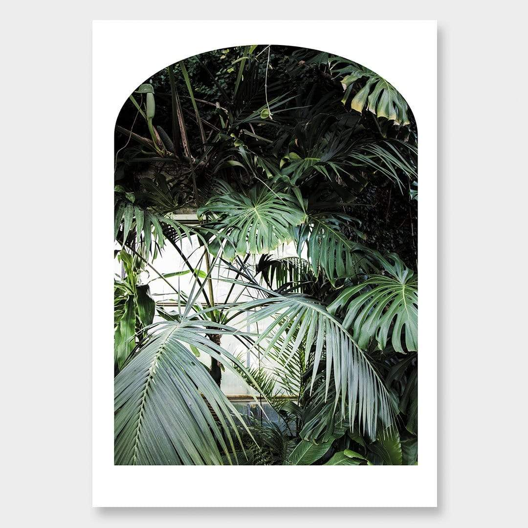 The Glass House No1 Photographic Print by Amy Wybrow