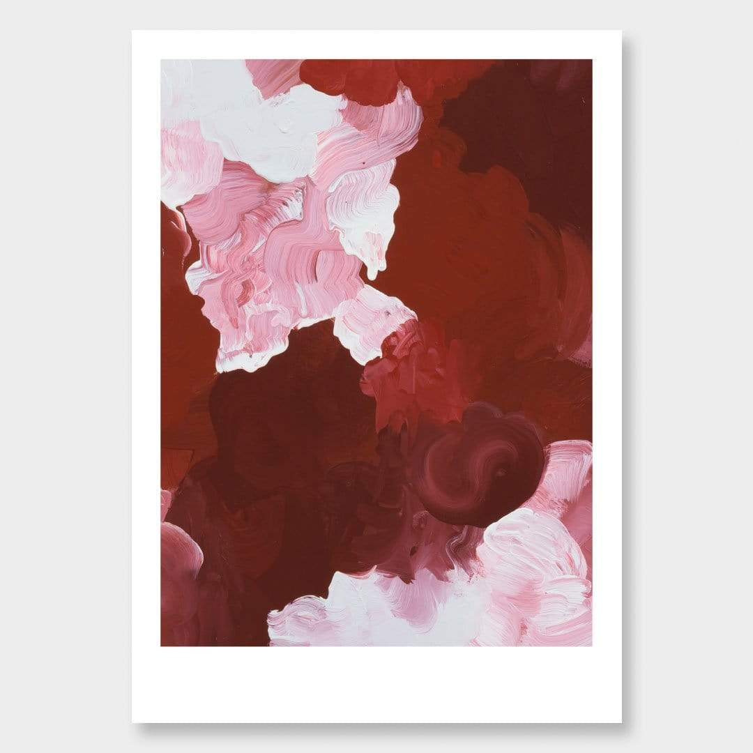 Volcanic Art Print by Alice Berry