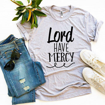Lord Have Mercy Women's T-Shirt - Bucket Social
