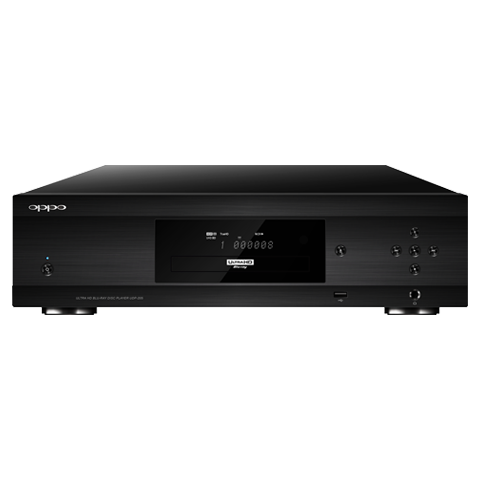 OPPO Digital New Zealand UDP-205 4K Ultra HD Blu-ray Disc Player Thumbnail