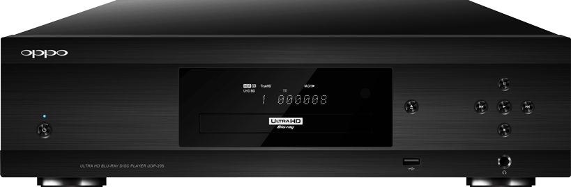 OPPO Digital New Zealand UDP-205 4K UHD Blu-ray Player Thumb