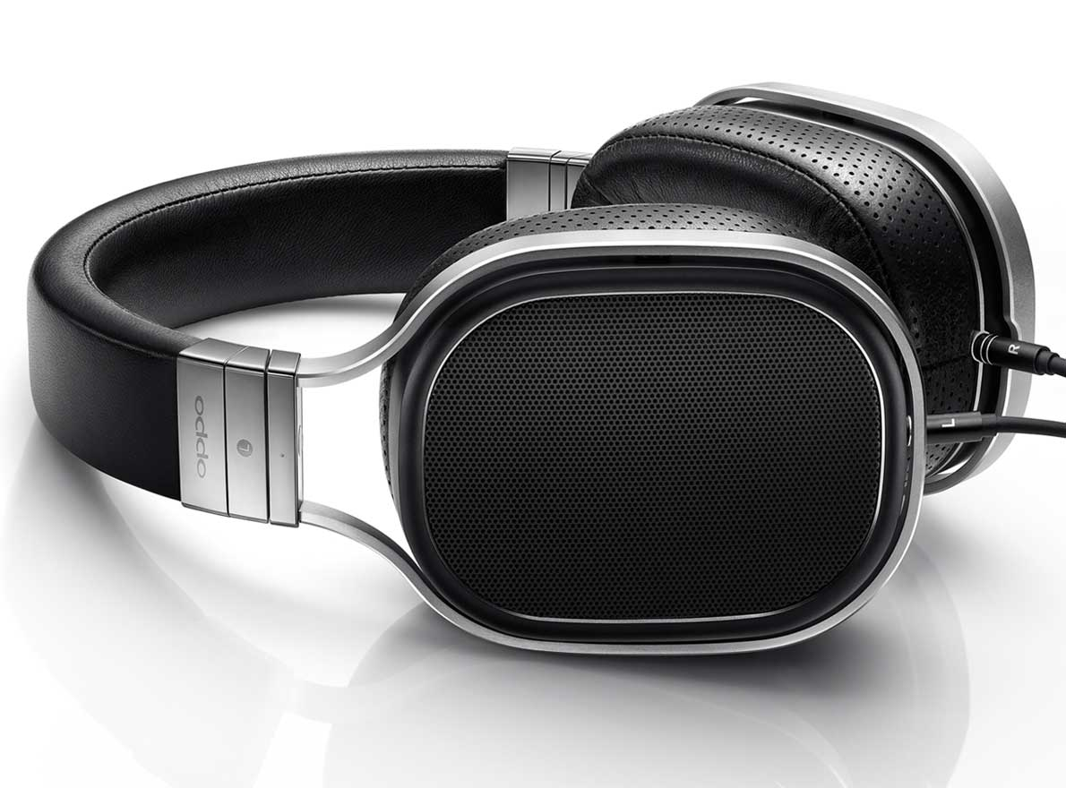 OPPO Digital New Zealand PM-1 Planar Magnetic Headphones - Flat View