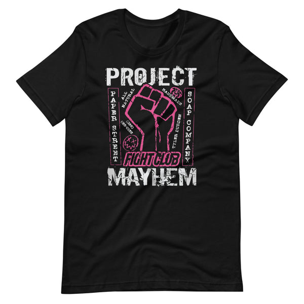 Project Mayhem Paper Street Co. Unisex T-Shirt