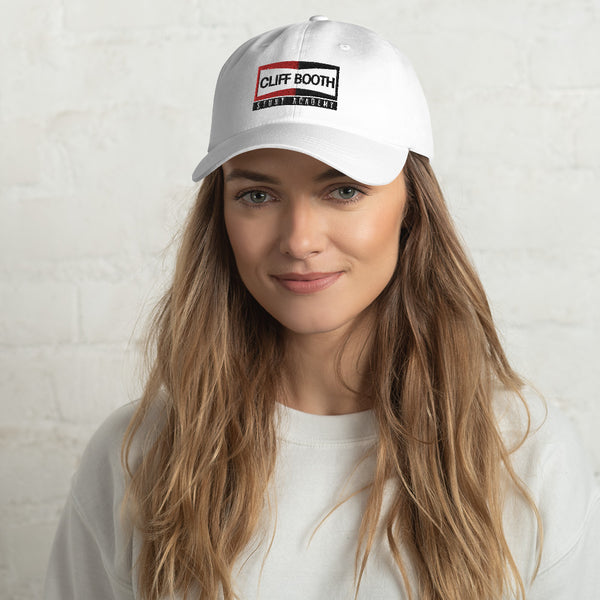 Cliff Booth Stunt Academy Dad hat